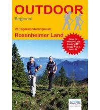 Wanderführer 25 Tageswanderungen im Rosenheimer Land Conrad Stein Verlag