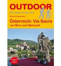 Weitwandern Outdoor-Handbuch 346, Österreich: Via Sacra Conrad Stein Verlag