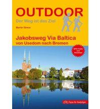 Weitwandern Outdoor Handbuch 262, Jakobsweg Via Baltica Conrad Stein Verlag