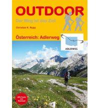 Weitwandern Österreich: Adlerweg - Outdoor-Handbuch 359 Conrad Stein Verlag