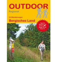 Wanderführer 24 Wanderungen Bergisches Land Conrad Stein Verlag