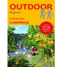 Wanderführer 25 Wanderungen Luxemburg Conrad Stein Verlag