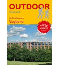 Wanderführer 25 Wanderungen Vogtland Conrad Stein Verlag