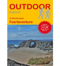 Unterwegs mit Kindern Outdoor-Handbuch 392, 24 Wanderungen Fuerteventura Conrad Stein Verlag