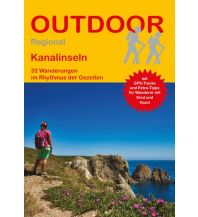 Unterwegs mit Kindern Outdoor Regional 403, Kanalinseln Conrad Stein Verlag