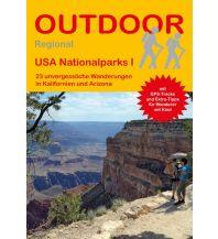 Unterwegs mit Kindern Outdoor Regional 415, USA Nationalparks I Conrad Stein Verlag
