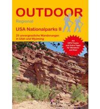Unterwegs mit Kindern Outdoor Regional 416, USA: Nationalparks II Conrad Stein Verlag
