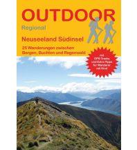 Unterwegs mit Kindern Outdoor Regional 408, Neuseeland Südinsel Conrad Stein Verlag