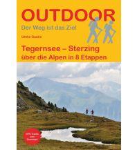 Weitwandern Outdoor Handbuch 435, Tegernsee – Sterzing Conrad Stein Verlag