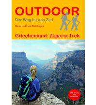 Weitwandern Griechenland: Zagoria-Trek Conrad Stein Verlag