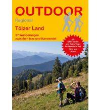 Unterwegs mit Kindern Outdoor Regional 444, Tölzer Lander Conrad Stein Verlag