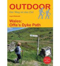 Weitwandern Outdoor Handbuch 98, Wales: Offa's Dyke Path Conrad Stein Verlag