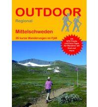 Outdoor Regional 452, Mittelschweden Conrad Stein Verlag