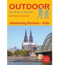 Wanderführer Jakobsweg Bremen - Köln Conrad Stein Verlag