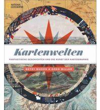 Reiselektüre Kartenwelten National Geographic Society