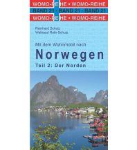 Campingführer Mit dem Wohnmobil nach Norwegen Womo-Verlag