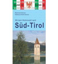 Campingführer Mit dem Wohnmobil nach Südtirol Womo-Verlag