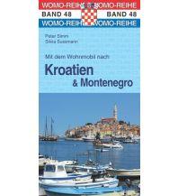 Campingführer Mit dem Wohnmobil nach Kroatien u. Montenegro Womo-Verlag