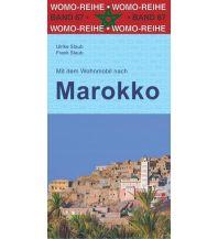 Campingführer Mit dem Wohnmobil nach Marokko Womo-Verlag