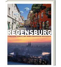 Reiseführer Regensburg ars vivendi verlag