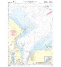 BSH Nr. 33 Seekarte (INT. 1364) - Ansteuerung der Kieler Förde 1:12.500 Bundesamt für Seeschiffahrt und Hydrographie