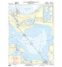BSH Nr. 1514 Seekarte (INT. 1297) - Zalew Szczecinski (Stettiner Haff), nördlicher Teil 1:40.000 Bundesamt für Seeschiffahrt und Hydrographie