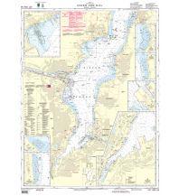 BSH Nr. 34 Seekarte (INT. 1365) - Häfen von Kiel 1:12.500 Bundesamt für Seeschiffahrt und Hydrographie