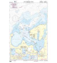 BSH Seekarte Nr. 1641 (INT. 1361), Ansteuerung von Wismar 1:25.000 Bundesamt für Seeschiffahrt und Hydrographie