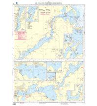BSH Seekarte Nr. 41, Die Schlei von Schleimünde bis Schleswig 1:5.000/1:25.000 Bundesamt für Seeschiffahrt und Hydrographie