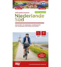ADFC-Radtourenkarte NL 2, Niederlande Süd 1:150.000 Bielefelder Verlagsanstalt GmbH & Co KG