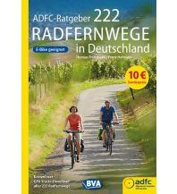 ADFC-Ratgeber 222 Radfernwege in Deutschland Bielefelder Verlagsanstalt GmbH & Co KG