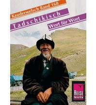 Sprachführer Reise Know-How Kauderwelsch Tadschikisch - Wort für Wort Reise Know-How