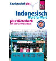 Sprachführer Reise Know-How Kauderwelsch plus Indonesisch - Wort für Wort + Reise Know-How