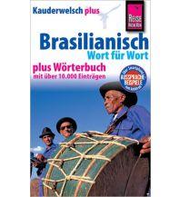 Sprachführer Reise Know-How Kauderwelsch Brasilianisch - Wort für Wort plus Wörterbuch Reise Know-How