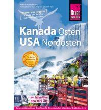 Reiseführer Reise Know-How Reiseführer Kanada Osten / USA Nordosten Reise Know-How