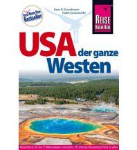 Reiseführer USA, der ganze Westen Reise Know-How