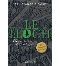Reiselektüre Commissaire Le Floch und das Phantom der Rue Royale Blessing Verlag