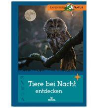 Outdoor Kinderbücher Tiere bei Nacht entdecken Edition Moses