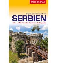 Reiseführer Serbien Trescher Verlag