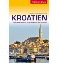 Reiseführer Reiseführer Kroatien Trescher Verlag