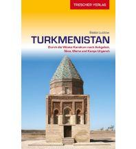 Reiseführer Reiseführer Turkmenistan Trescher Verlag