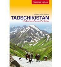 Reiseführer Trescher Reiseführer Tadschikistan Trescher Verlag