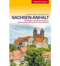 Reiseführer Trescher Reiseführer Sachsen-Anhalt Trescher Verlag