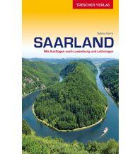 Reiseführer Reiseführer Saarland Trescher Verlag