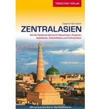 Reiseführer Reiseführer Zentralasien Trescher Verlag