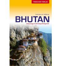 Reiseführer Reiseführer Bhutan Trescher Verlag