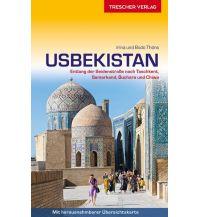 Reiseführer Reiseführer Usbekistan Trescher Verlag
