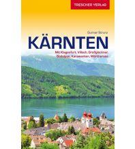 Reiseführer Reiseführer Kärnten Trescher Verlag