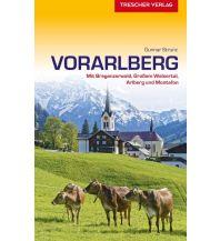Reiseführer Reiseführer Vorarlberg Trescher Verlag