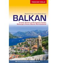 Reiseführer Reiseführer Balkan-Handbuch Trescher Verlag